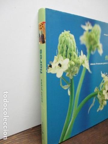 Libros de segunda mano: flores ideas frescas para decorar la casa, Paula Pryke - 2000 - Ed- RBA - Foto 14 - 263100095