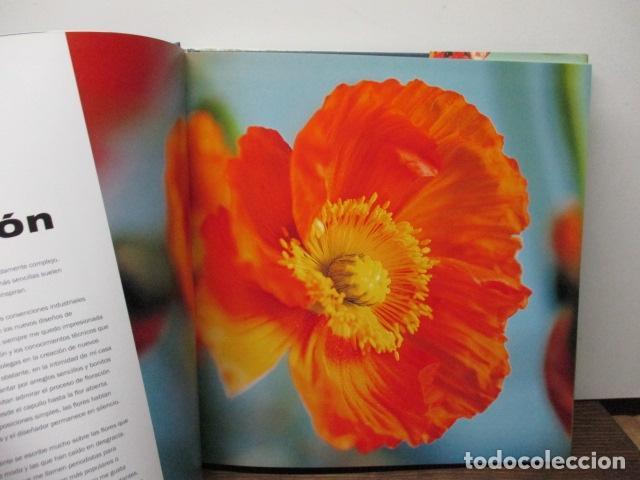 Libros de segunda mano: flores ideas frescas para decorar la casa, Paula Pryke - 2000 - Ed- RBA - Foto 3 - 263100095