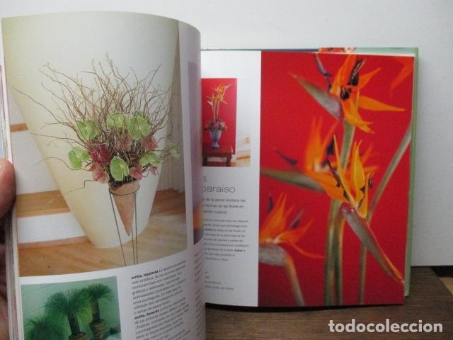 Libros de segunda mano: flores ideas frescas para decorar la casa, Paula Pryke - 2000 - Ed- RBA - Foto 7 - 263100095