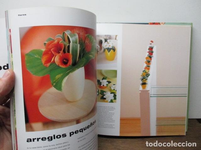 Libros de segunda mano: flores ideas frescas para decorar la casa, Paula Pryke - 2000 - Ed- RBA - Foto 8 - 263100095