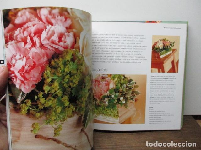 Libros de segunda mano: flores ideas frescas para decorar la casa, Paula Pryke - 2000 - Ed- RBA - Foto 9 - 263100095