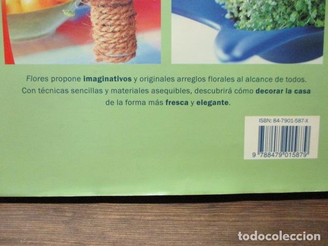 Libros de segunda mano: flores ideas frescas para decorar la casa, Paula Pryke - 2000 - Ed- RBA - Foto 12 - 263100095