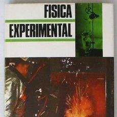 Libros de segunda mano de Ciencias: FÍSICA EXPERIMENTAL PARA TODOS - ALEXANDER EFRON - ED. RAMÓN SOPENA 1981 - VER INDICE. Lote 95864195