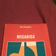 Libros de segunda mano de Ciencias: MECANICA - KEITH R. SIMON (UNIV. DE WISCONSIN) EDIT. AGUILAR 1979. Lote 95883274