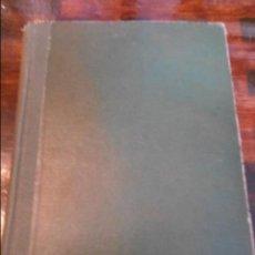 Libros de segunda mano de Ciencias: TERMODINAMICA Y MECANICA ESTADISTICA. JOSE AGUILAR PERIS. VALENCIA, 1962. TAPA DURA. 441 PAGINAS. 80. Lote 95901147