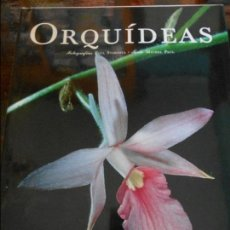 Libros de segunda mano: ORQUIDEAS. FOTOGRAFIAS: PAUL STAROSTA. TEXTO: MICHAEL PAUL. EVERGREEN 1997. TAPA DURA CON SOBRECUBIE. Lote 96018275
