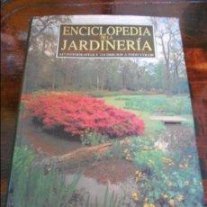 Libros de segunda mano: ENCICLOPEDIA DE LA JARDINERIA. 617 FOTOGRAFIAS Y 124 DIBUJOS A TODO COLOR. SUSAETA, 1993. TAPA DURA . Lote 96018503