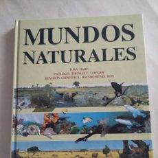 Libros de segunda mano: MUNDOS NATURALES - BLUME - SM4. Lote 96031888