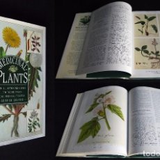 Libros de segunda mano: MEDICINAL PLANTS. AN ILLUSTRATED GUIDE TO MORE THAN 180 HERBAL PLANTS. GEORGE GRAVES. Lote 96868051