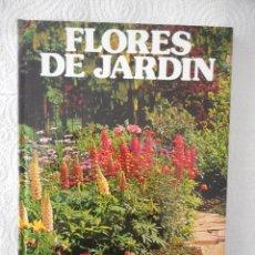Libros de segunda mano: FLORES DE JARDÍN. JACQUELINE SEYMOUR. COLECCIÓN LA NATURALEZA. EDICIONES CASTELL. 64 PÁGINAS. 1982. Lote 96872843