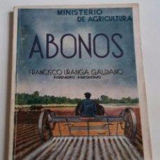 Libros de segunda mano - ABONOS /// Uranga Galdiano, Francisco - 97152483