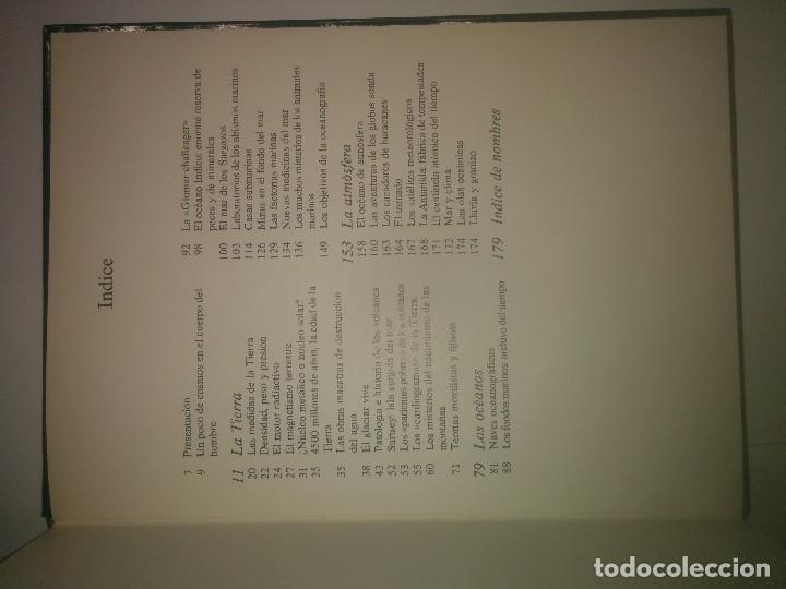 Libros de segunda mano: MILLONES DE AÑOS HISTORIA ILUSTRADA DE LA GEOLOGÍA 1981 GIORDANO REPOSSI 1ª EDICIÓN C.D.L. - Foto 3 - 97351523