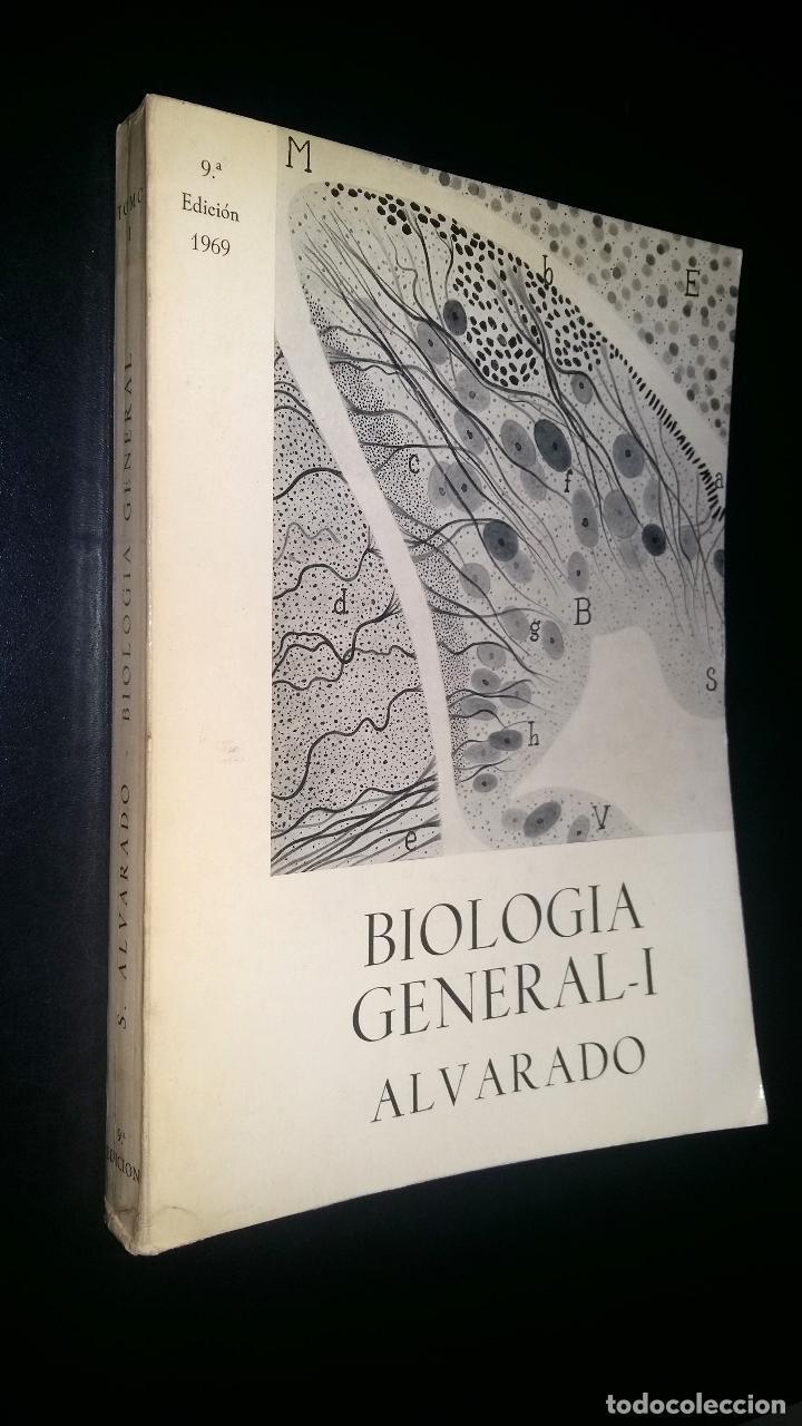 Libros de segunda mano: biologia general / I y II / alvarado - Foto 5 - 97774995
