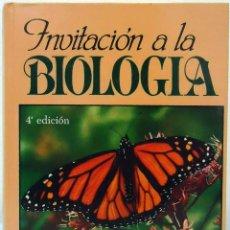 Libros de segunda mano: HELENA CURTIS / N. SUE BARNES - INVITACIÓN A LA BIOLOGÍA. EDITORIAL MÉDICA PANAMERICANA, 1994.. Lote 97827959