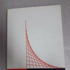 Libros de segunda mano de Ciencias: LIBRO PROBLEMAS CALCULO INFINITESIMAL TEBAR FLORES. Lote 98018963