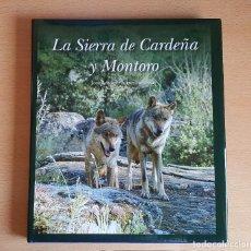 Libros de segunda mano: LA SIERRA DE CARDEÑA MONTORO - TORRES ESQUIVIAS. Lote 206897485