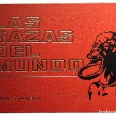 Libros de segunda mano: LIBRO, LAS RAZAS DEL MUNDO. AUGUSTO PANYELLA. Lote 99095383