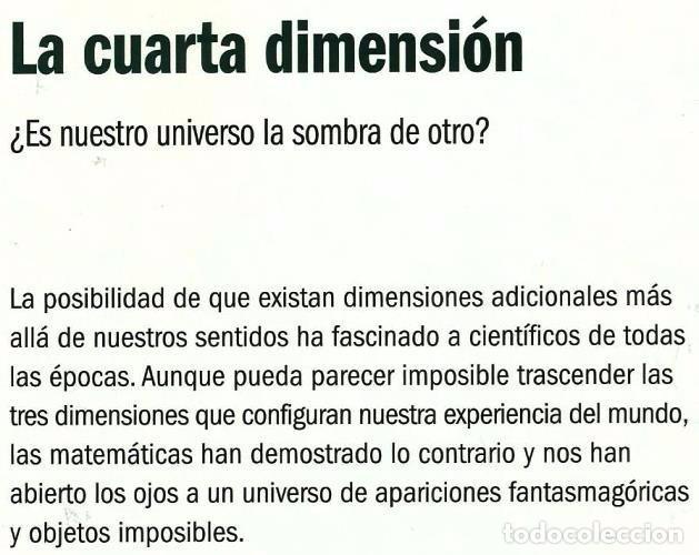 Cuarta Dimension   B2914 La Cuarta Dimension Raul Ibanez Matec Comprar Libros
