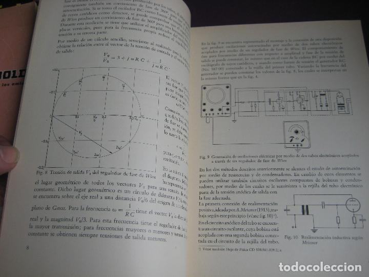 Libros de segunda mano de Ciencias: DIE LEYBOLD WELLE REVISTA ILUSTRADA AMIGOS FISICA Nºs 7-8 1962 - 48 PAGS - Foto 3 - 99820035