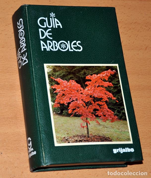 GUÍA DE ÁRBOLES - EDITORIAL GRIJALBO - 5ª EDICIÓN - AÑO 1987 (Libros de Segunda Mano - Ciencias, Manuales y Oficios - Biología y Botánica)