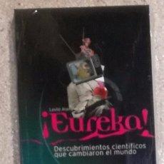 Libros de segunda mano de Ciencias: ¡EUREKA! DESCUBRIMIENTOS QUE CAMBIARON EL MUNDO - LESLIE ALAN HORVITZ - OFERTAS DOCABO (EI). Lote 101419707