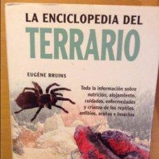 Libros de segunda mano: LA ENCICLOPEDIA DEL TERRARIO (EUGENE BRUINS) LIBSA. Lote 101783403