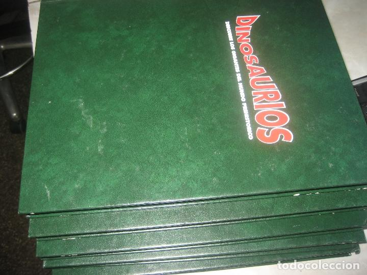 Libros de segunda mano: Dinosaurios Planeta Agostini 5 tomos - PALEONTOLOGÍA - BIOLOGÍA - envío 14,90 + 1 euros CORREOS 72h - Foto 12 - 102600656