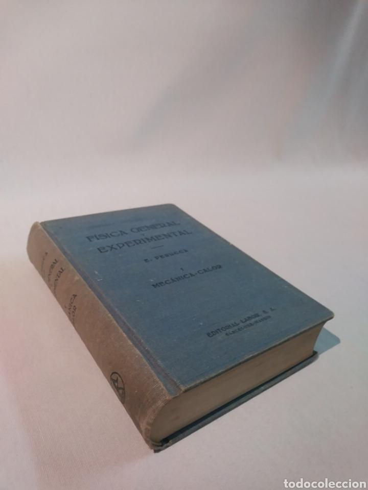 Libros de segunda mano de Ciencias: FÍSICA GENERAL Y EXPERIMENTAL TOMO I MECÁNICA - CALOR - Foto 2 - 103483899