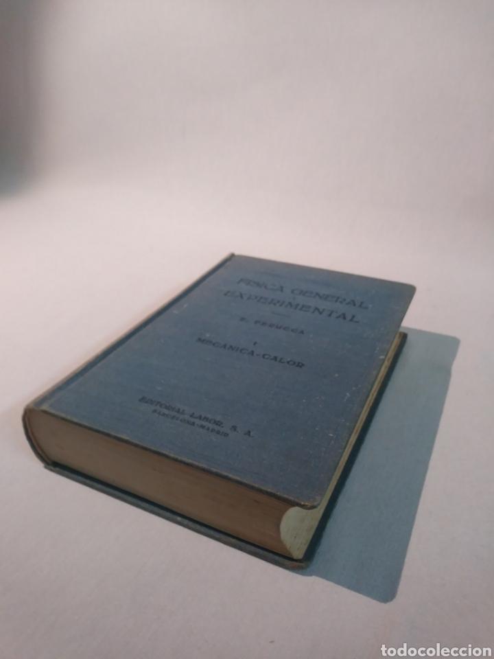 Libros de segunda mano de Ciencias: FÍSICA GENERAL Y EXPERIMENTAL TOMO I MECÁNICA - CALOR - Foto 3 - 103483899