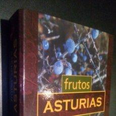 Libros de segunda mano: FRUTOS ASTURIAS SETAS / JOSE LUIS RODRIGUEZ. Lote 103684687