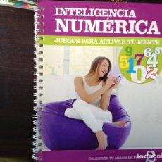 Libros de segunda mano de Ciencias: INTELIGENCIA NUMÉRICA. Lote 103897244