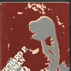 Libros de segunda mano de Ciencias: RICHARD P. FEYNMAN. ESTA UD. DE BROMA, SR. FEYNMAN? ALIANZA EDITORIAL. Lote 104238063