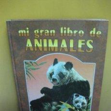 Libros de segunda mano: MI GRAN LIBRO DE ANIMALES. SUSAETA 1973.. Lote 104288619