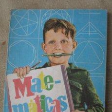 Libros de segunda mano de Ciencias: MATEMATICAS DE 3º - ALGEBRA Y GEOMETRIA. AÑO 1964.. Lote 104469751