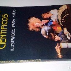 Libros de segunda mano de Ciencias: 200 EXPERIMENTOS CIENTÍFICOS ILUSTRADOS PARA NIÑOS-BROWN, ROBERT J.-ETISA 1987. Lote 104847651