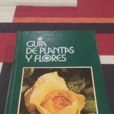 Libros de segunda mano: GUIA DE PLANTAS Y FLORES. Lote 104893687