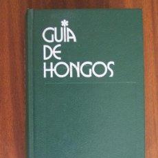 Livres d'occasion: GUÍA DE HONGOS. Lote 105049667