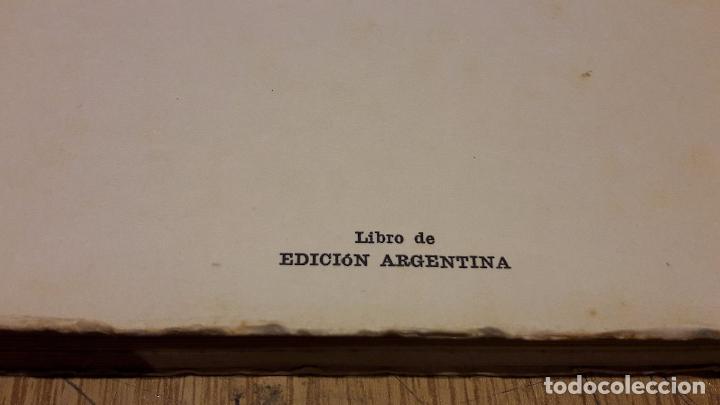 Libros de segunda mano: COMO CRIAR CANARIOS Y OTROS PÁJAROS. VICTORIANO SEGUNDO. ED / COSMOPOLITA. BUENOS AIRES-1965.OCASIÓN - Foto 7 - 179032251