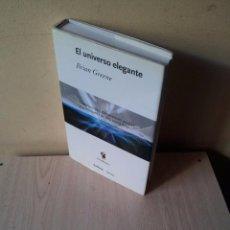 Second hand books of Sciences - BRIAN GREENE - EL UNIVERSO ELEGANTE, SUPERCUERDAS, DIMENSIONES OCULTAS Y LA BUSQUEDA DE UNA TEORIA. - 105322351