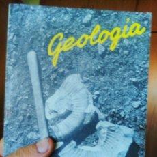 Libros de segunda mano: GEOLOGÍA MELENDEZ FUSTER -4A EDICION - GEOLOGÍA, ROCAS , PALEONTOLOGÍA - FOSILES. Lote 105217031