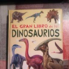 Libros de segunda mano: EL GRAN LIBRO DE LOS DINOSAURIOS - SERVILIBRO. Lote 106571983