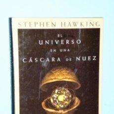 Libros de segunda mano de Ciencias: EL UNIVERSO EN UNA CÁSCARA DE NUEZ. Lote 106606023