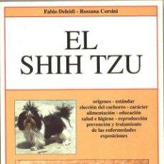 Libros de segunda mano: EL SHIH TZU. PERROS. 1992. Lote 106627291
