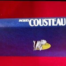 Libros de segunda mano: JACQUES COUSTEAU. MUNDO SUBMARINO. 2 TOMOS. Lote 106908687