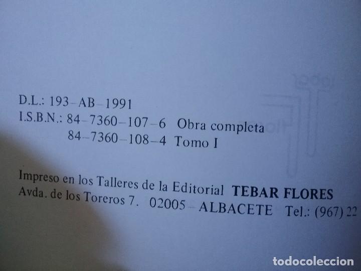 Libros de segunda mano de Ciencias: Ejercicios y problemas de calculo (2 tomos), de Francisco Granero. Excelente estado. Matemáticas. - Foto 2 - 107266267