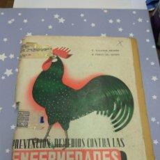 Libros de segunda mano: ENFERMEDADES AVICOLAS. Lote 107306418