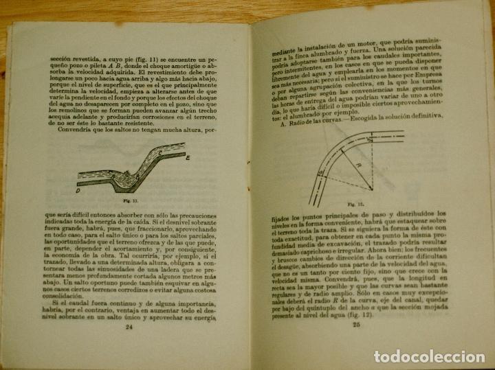 Libros de segunda mano: ACEQUIAS Y REGUERAS. CATECISMOS DEL AGRICULTOR Y GANADERO. Nº 122 - Foto 2 - 107348359