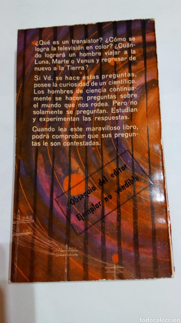 Libros de segunda mano de Ciencias: Libro El maravilloso mundo de la ciencia. William H. Crouse. Alboreal 1963 - Foto 2 - 107536736