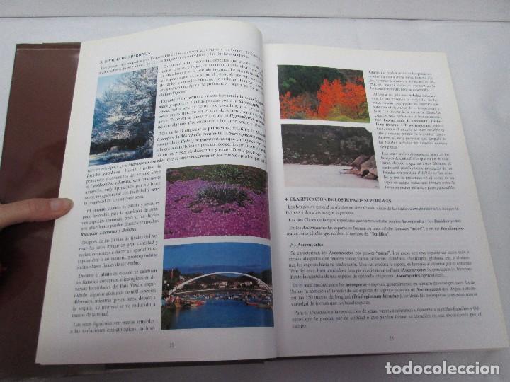 Libros de segunda mano: LAS SETAS EN LA NATURALEZA. TOMO I Y II. RAMON MANDAZA DE ACUÑA. IBERDROLA 1994 Y 1996. VER FOTOS - Foto 11 - 107593479