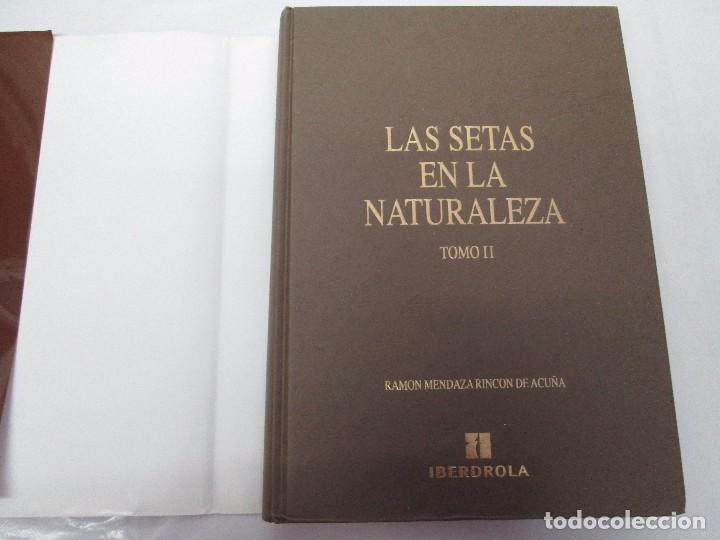 Libros de segunda mano: LAS SETAS EN LA NATURALEZA. TOMO I Y II. RAMON MANDAZA DE ACUÑA. IBERDROLA 1994 Y 1996. VER FOTOS - Foto 19 - 107593479